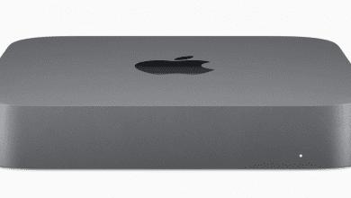 صورة ابل تضاعف سعة التخزين في جهاز Mac mini مع سعر 799 دولار للنموذج الرئيسي