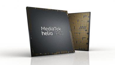 صورة MediaTek تعلن عن رقاقة المعالج الجديدة Helio P65