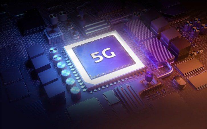 MediaTek - 5G-capable chipset - 7nm