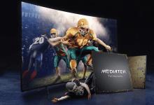 صورة MediaTek تكشف عن رقاقة MT5670 المخصصة لأجهزة التلفاز الذكية