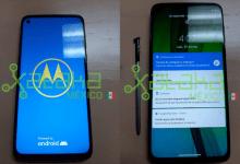 Photo of تسريبات مصورة تكشف عن هاتف Moto G Stylus القادم من موتورولا