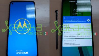 صورة تسريبات مصورة تكشف عن هاتف Moto G Stylus القادم من موتورولا
