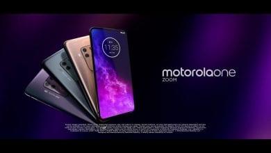 صورة Motorola تكشف عن هاتف One Zoom