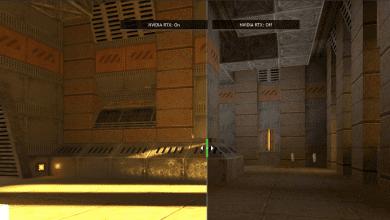 صورة NVIDIA تستعد للعرض التجريبي لتقنية تتبع الأشعة في لعبة Quake II في 6 من يونيو