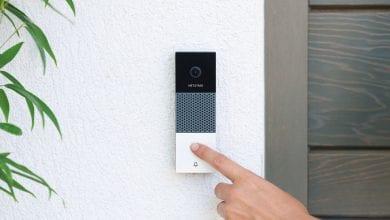 صورة Netatmo تكشف عن أول جرس ذكي مزود بكاميرا فيديو ودعم HomeKit في #CES2019