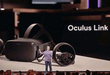 صورة Oculus Link ميزة تحول نظارة Quest إلى تجربة تحاكي Rift في ألعاب الواقع الإفتراضي