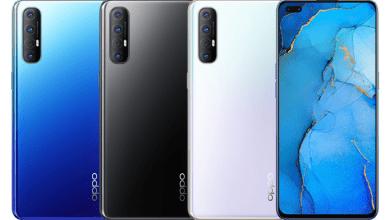 صورة Oppo تعلن عن هاتف Reno 3 Pro بتصميم ثقب الشاشة ومعالج Helio P95