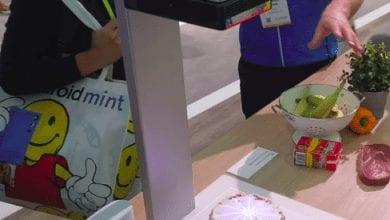 صورة PAI تقوم بتحويل طاولة مطبخك إلى شاشة تعمل باللمس #CES2019.