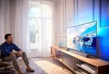 صورة Philips تكشف عن تلفازين من نوع +OLED مع الجيل الثالث من معالج الصور P5