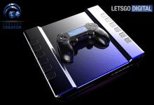 صورة Playstation 5 يدعم مشاركة مجموعة من اللاعبين في وحدة DualShock 5