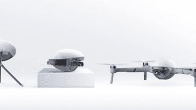 صورة PowerEgg X كاميرة بتقنية الذكاء الإصطناعي ولها القدرة على الطيران #CES2020