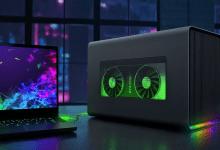 Photo of Razer تكشف عن وحدة معالجة الرسوم الخارجية Core X Chroma بسعر 399 دولار