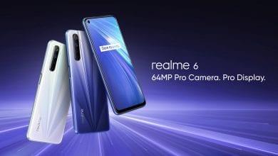 صورة Realme تكشف النقاب رسميًا عن الهاتفين Realme 6 و Realme 6 Pro