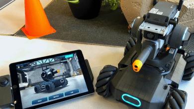 صورة RoboMaster S1 أول روبوت تعليمي من DJI بسعر 500 دولار