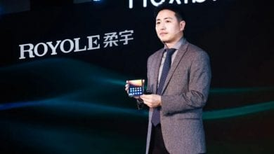 صورة Royole تكشف النقاب عن هاتفها القابل للطي الثاني Flexpai 2 مع شاشة مرنة مُحسنة
