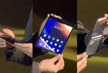 صورة Royole تكشف عن إصدارها الثاني من الهواتف القابلة للطي Flexpai 2