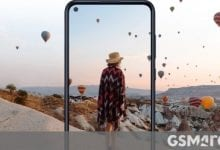 صورة Samsung Galaxy M11 رسمي مع شاشة Infinity-O وثلاث كاميرات