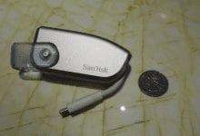 صورة SanDisk تكشف عن ذاكرة فلاش بسعة 4 تيرابايت #CES2019.