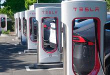 Photo of Tesla كشفت عن الجيل الثالث من محطات الشحن السريع V3 للسيارات الكهربائية