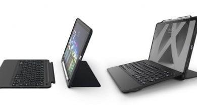 صورة Zagg تصدر مجموعة جديدة من لوحات مفاتيح  iPad و iPad Pro #CES2019
