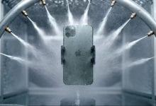 صورة آبل تخطط على الأرجح لإطلاق هاتف iPhone مقاوم كليًا للماء وقابل للإستخدام تحت الماء