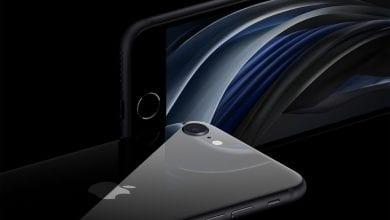 صورة آبل تزيح الستار رسميًا عن الهاتف iPhone SE 2020، وسيكلف إبتداءً من 399$