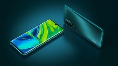صورة أدلة جديدة تُلمح لإقتراب موعد الإعلان الرسمي عن الهاتف Xiaomi Mi Note 10 Lite