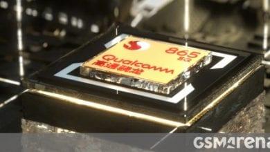 صورة أكدت سلسلة Meizu 17 أنها تستخدم Snapdragon 865 و UFS 3.1