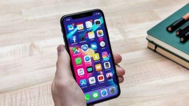 صورة إشاعة جديدة تقترح قدوم مستشعر البصمة Touch ID المدمج في الشاشة مع هواتف iPhone هذا العام