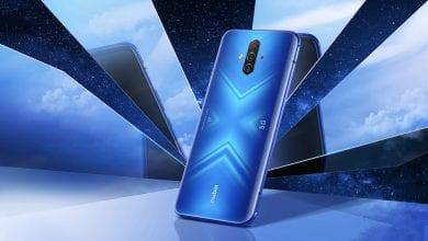 صورة الإعلان رسميًا عن الهاتف Nubia Play 5G مع شاشة AMOLED، والمعالج SD765G