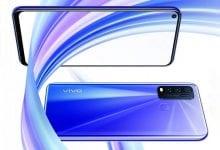 Photo of الإعلان رسميًا عن الهاتف Vivo Y50 مع تصميم عصري وأربع كاميرات في الخلف