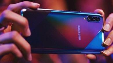 Photo of الهاتف Galaxy A21s يظهر في إختبارات الأداء مع بعض مواصفاته الرئيسية