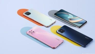 صورة الهاتف Oppo A92s يظهر على الموقع الرسمي لشركة Oppo مع التصميم والمواصفات الكاملة