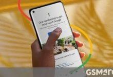 صورة تأتي سلسلة OnePlus 8 مع 3 أشهر من التخزين السحابي المجاني على Google One