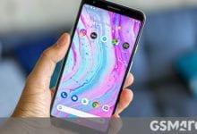 صورة تجعل Google هاتف Pixel 3a أرخص في المملكة المتحدة حتى 21 أبريل