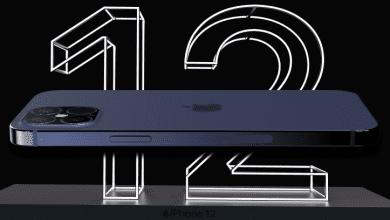 صورة تسريبات مصورة تكشف عن التصميم المتوقع لهاتف iPhone 12 Pro Max