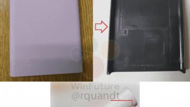صورة تسريبات مصورة لحافظة Galaxy Note 20 تقدم لمحات عن تصميم الهاتف