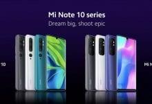 صورة تسريب سعر ومواصفات الهاتف Xiaomi Mi Note 10 Lite قبيل الإعلان الرسمي