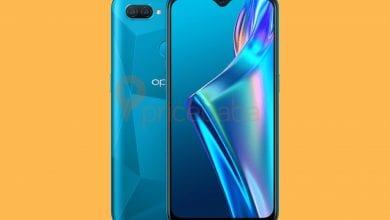 صورة تسريب صورة ومواصفات الهاتف Oppo A12، وسيضم شاشة +HD بحجم 6.22 إنش