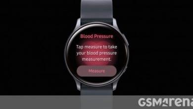 صورة تقدم سامسونج مراقبة ضغط الدم إلى سلسلة Galaxy Watch