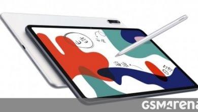Photo of تم إدراج Huawei MatePad 10.4 في متاجر التجزئة الصينية & # 039 ؛ المواقع ، وأكدت المواصفات