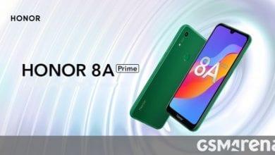 صورة تم إعادة تسمية Honor 8A Pro إلى Honor 8A Prime في روسيا