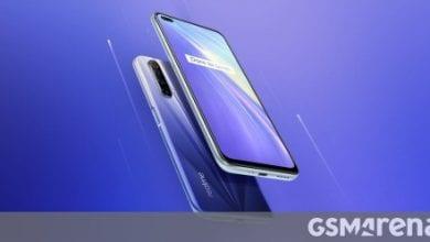 صورة تم الإعلان عن Realme X50m 5G: Snapdragon 765G SoC ، وشاشة 120Hz ، وكاميرا 48MP رباعية