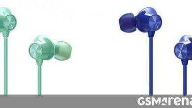 صورة تم الكشف عن إصدارات الألوان القادمة من OnePlus Bullets Wireless Z في صور جديدة