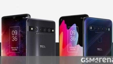 صورة تم الكشف عن TCL 10 Pro و 10 5G و 10 L مع شاشات HDR10 وكاميرات رباعية