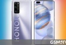 صورة تم بيع أكثر من 50000 هاتف ذكي من Honor 30 في أول عملية بيع فلاش