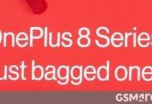 صورة حزمة OnePlus 8 Pro الترويجية من تسريبات الأحداث المنبثقة المخطط لها