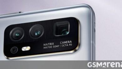 صورة حصريًا: تؤكد صورة Honor 30 كاميرا 50MP Sony IMX700