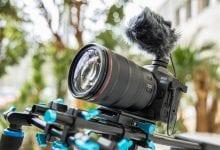 صورة ستقوم Canon EOS R5 بتصوير 8K من فئة السينما بسرعة 30 إطارًا في الثانية ، و 4K إلى 120 إطارًا في الثانية