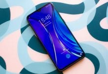 Realme X2 - Notch - In-Display Fingerprint - Android - Smartphone - Oppo